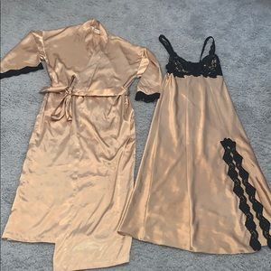 VS Robe and Nightgown set!